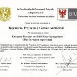 Coordinación del Programa de Posgrado en Ingeniería de la UNAM