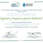CEJA – Centro de Estudios Jurídicos y Ambientales A. C.