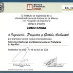 Instituto de Ingeniería de la UNAM y Posgrado de Ingeniería